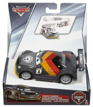 Disney Pixar Cars Power Turners Pullback - Max Schnell